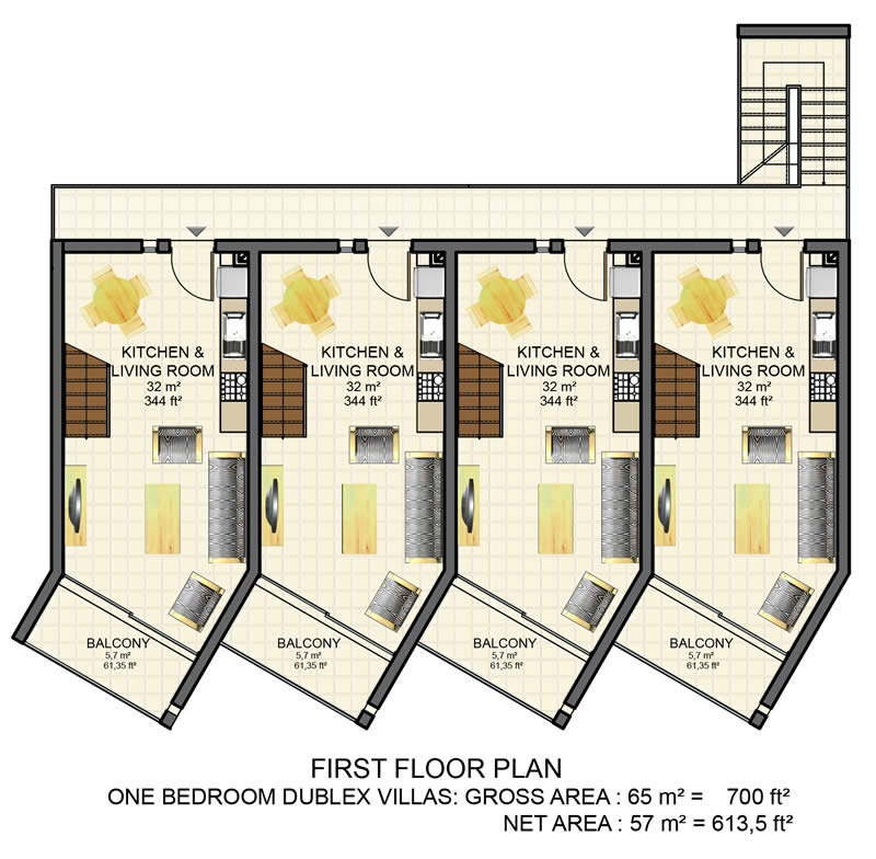 duplex apartment plan euro builders and developers grand park