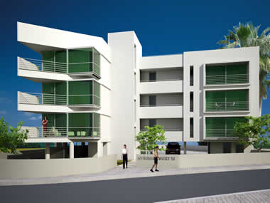 KYRENIA COURT SUITES XI - Apartments - Perspective 2