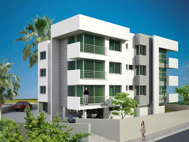 KYRENIA COURT SUITES XI - Apartments - Perspective 3