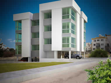KYRENIA COURT SUITES XII - Apartment - Perspective