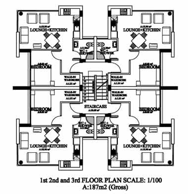 KYRENIA COURT SUITES XII - Apartment Floor Plans