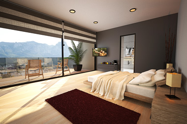 SkyHouse - Central Kyrenia, North Cyprus - Enjoy the warmth of the Mediterranean in comfort and luxury